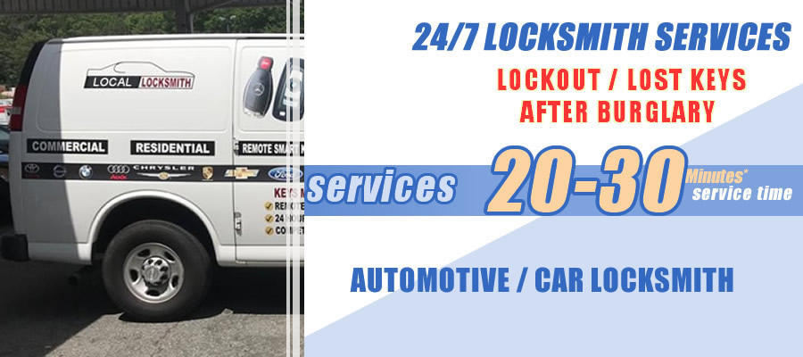Commercial locksmith Chamblee