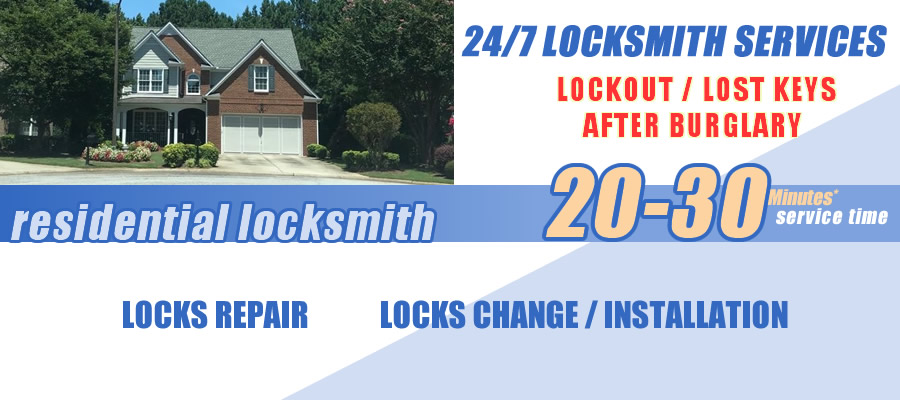 Residential locksmith Chamblee